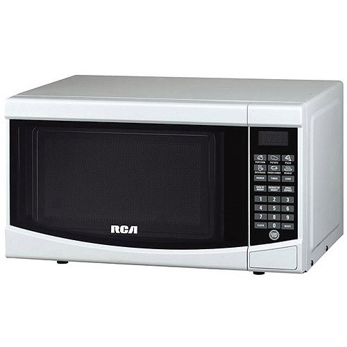 Compact Microwave Oven For Rv: Low Profile RV Mini Small Best Compact Dorm Kitchen
