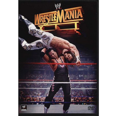 WWE: WrestleMania XII (Full Frame) (Undertaker Vs Shawn Michaels Wrestlemania 26 Full Match)