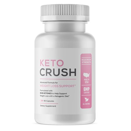 Keto Crush Weight Loss Diet Pills for Women and Men - Best Ketosis Supplement - Burn Fat Fast - BHB Keto Pills Advanced Formula - Exogenous Keto Trim Supplement Day Womens Advanced Formula