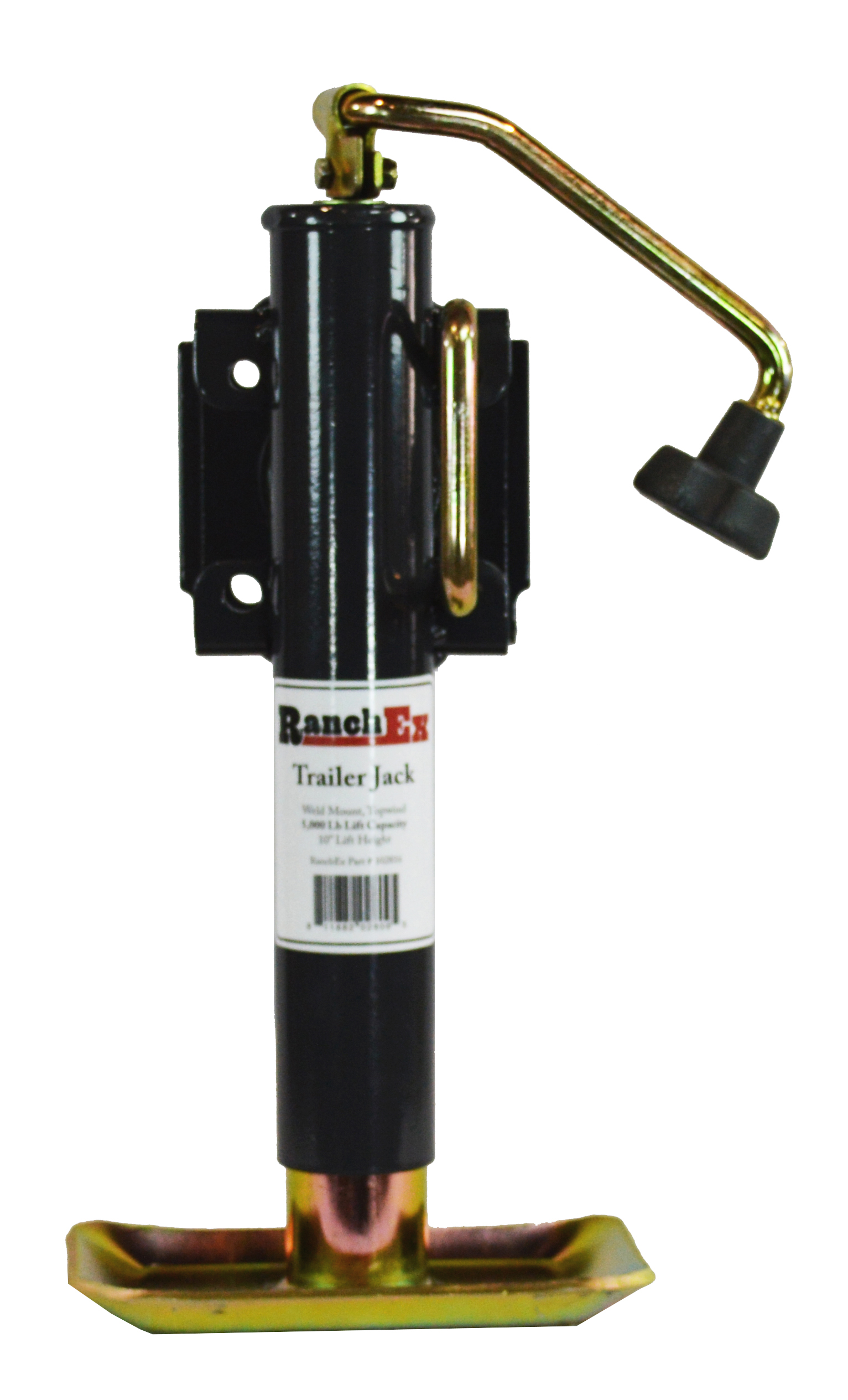 """RanchEx Trailer Jack, 2,000 lb., 10"""" Lift Height by RanchEx"""