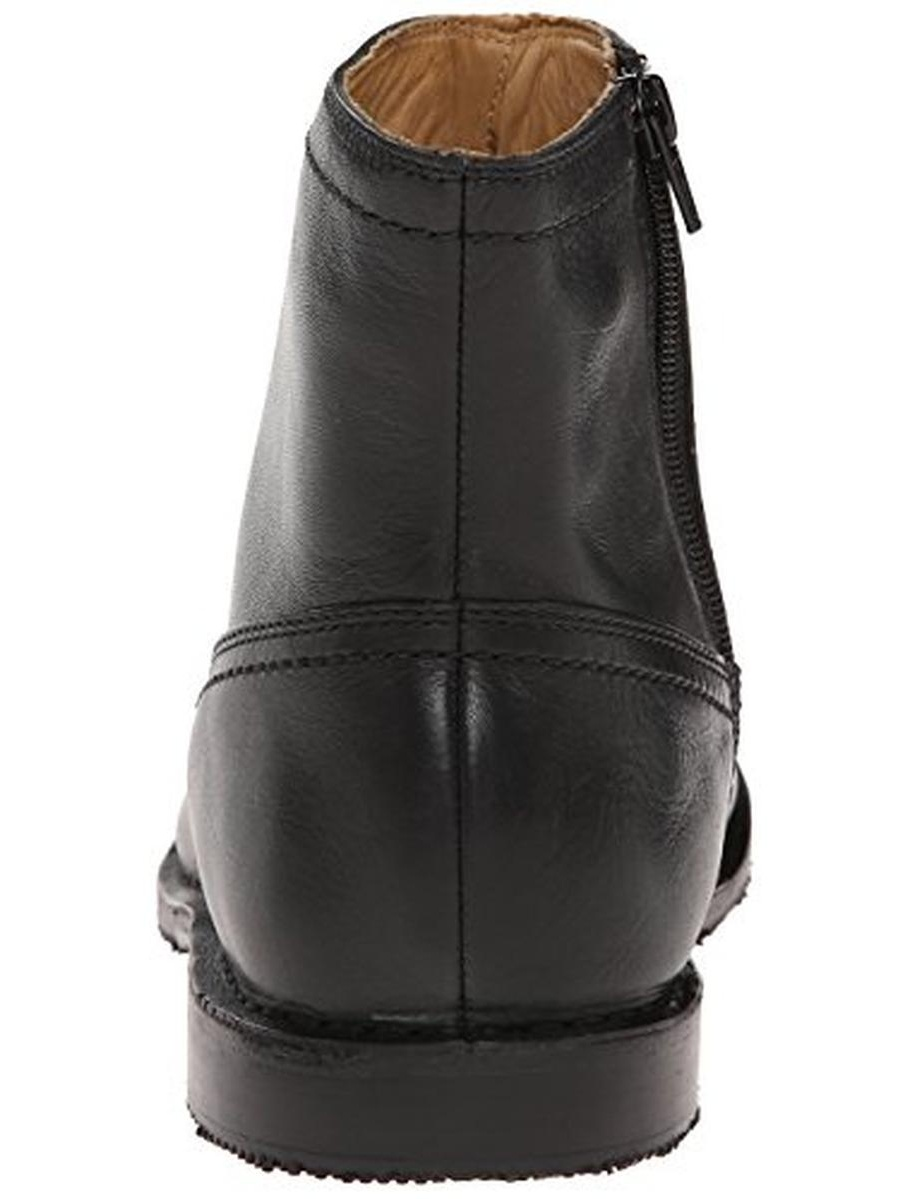 Sebago Men's Metro Zip Boot Chukka Boot,Black,10 D US