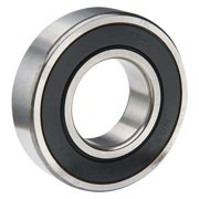 FAG BEARINGS Ball Bearing,Double Seal,52mm O.D,15mm W HC6205-C-2HRS-TVH-L207-C3