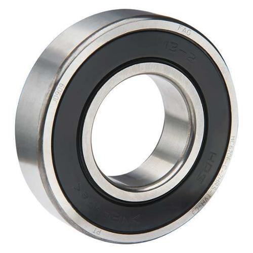 FAG BEARINGS HC6205-C-2HRS-TVH-L207-C3 Ball Bearing,Double Seal,52mm O.D,15mm W