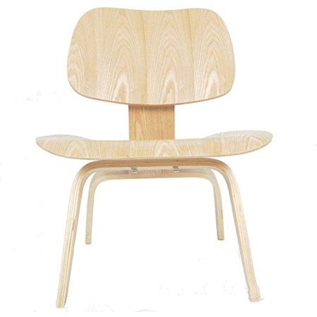 Modern inspired LCW Modern Lounge Chair Side Chair in