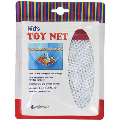 Whitmor Manufacturing 6256-413 Kids Toy Net