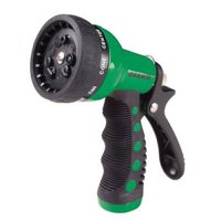 Dramm 9-Pattern Revolver Spray Gun, Green