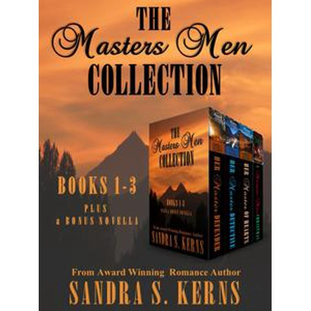 The Masters Men Collection - eBook