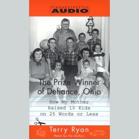 The Prize Winner of Defiance, Ohio - Audiobook