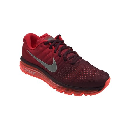 sale retailer a692f 01780 Nike - Nike Men's Air Max 2017 Running Sneakers From Finish ...