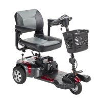 "Drive Medical Phoenix Heavy Duty Power Scooter, 3 Wheel, 18"" Seat"