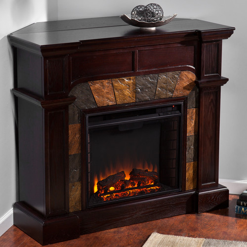 Wildon Home Market Electric Fireplace - Walmart.com