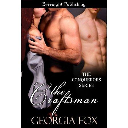 The Craftsman - eBook (Georgia Fox The Conquerors)
