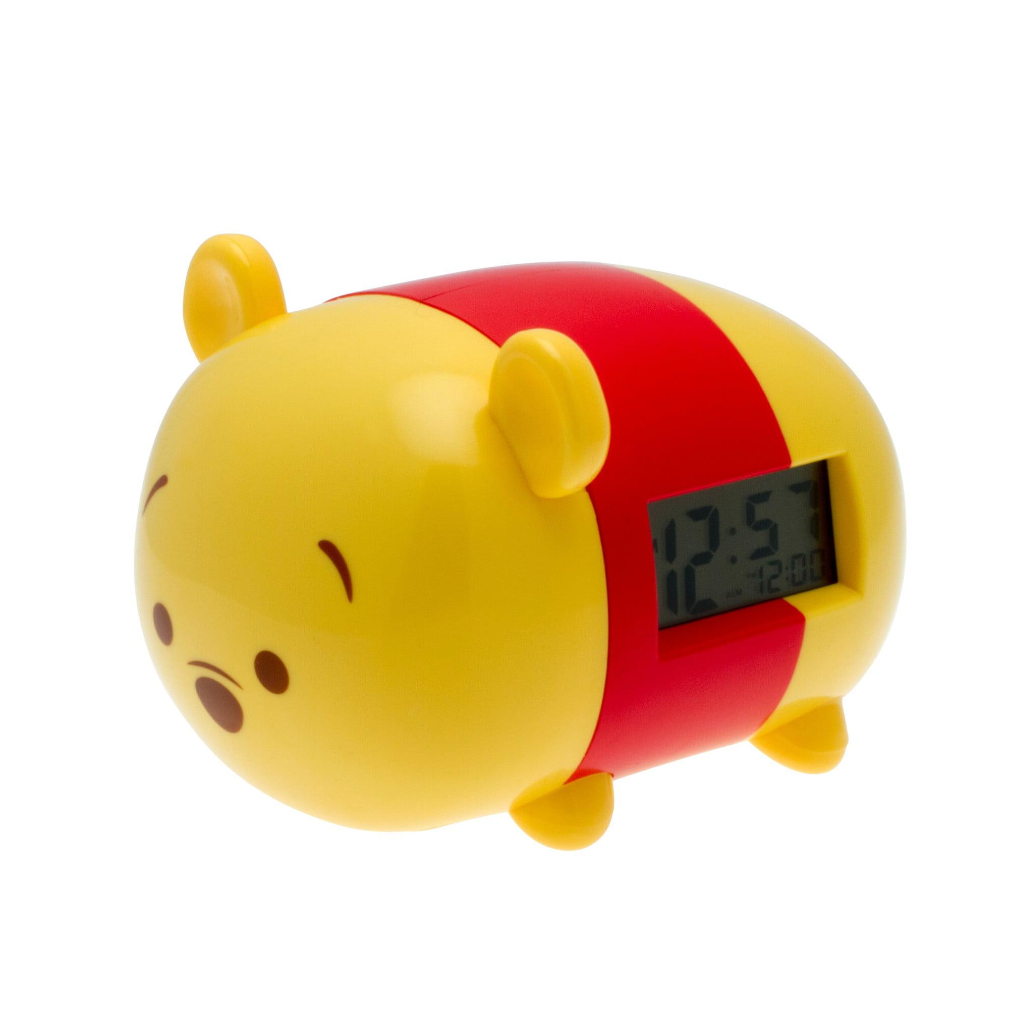 BulbBotz Disney Tsum Tsum Winnie the Pooh Clock by ClicTime