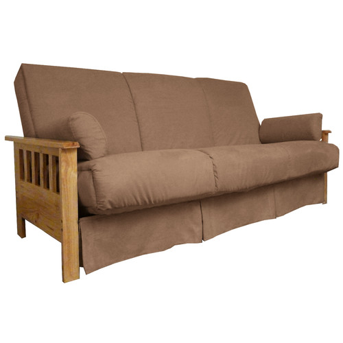 Bon Epic Furnishings LLC Berkeley Perfect Sit N Sleep Futon And Mattress
