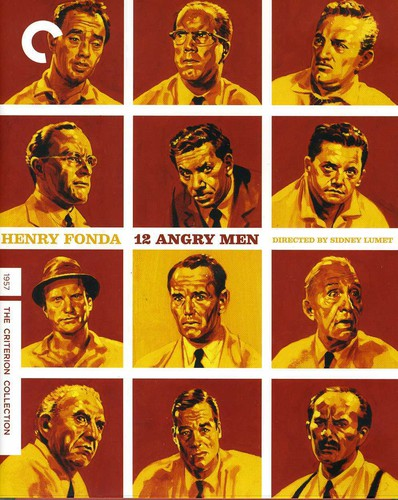 12 Angry Men (Blu-ray) by CRITERION