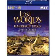 Lost Worlds: IMAX Combo (Blu-ray + DVD) by