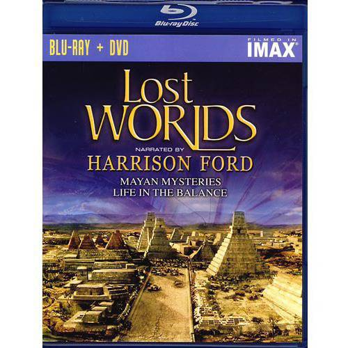 Lost Worlds: IMAX Combo (Blu-ray + DVD)