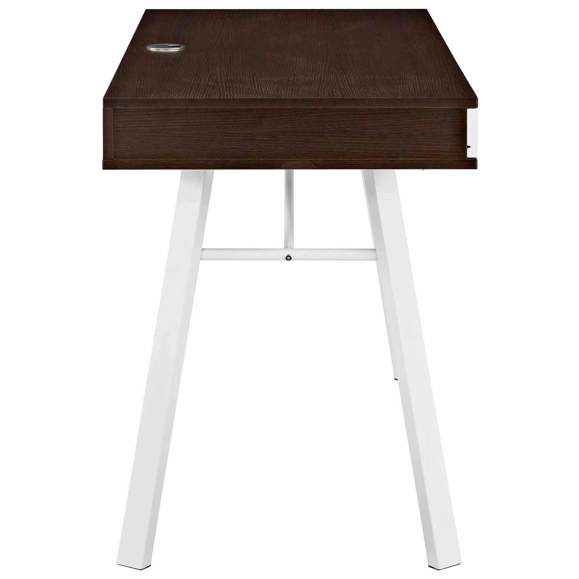 office writing table. modway stir office computer or writing desk multiple colors walmartcom table