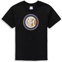 Inter Milan Levelwear Youth Core Logo T-Shirt - Black