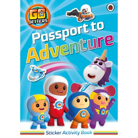 Passport Stickers (Go Jetters: Passport to Adventure! Sticker Activity)