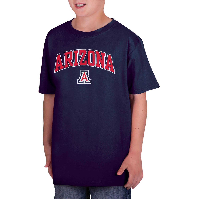 NCAA Arizona Wildcats Boys Classic Cotton T-Shirt