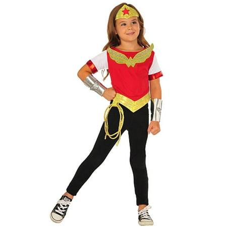 DC Superhero Girls Wonder Woman Dress Up - Superhero Girl Dress Up