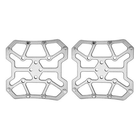 MTB Mountain Bicycle Clipless Pedal Platform Adapters for SPD for