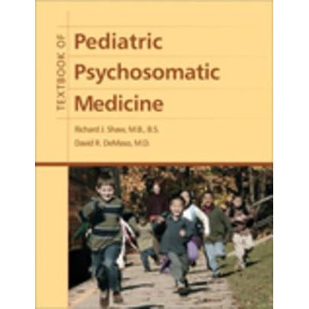 Textbook of Pediatric Psychosomatic Medicine - eBook