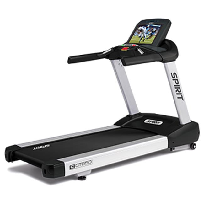 Fabrication Enterprises 10-6068ENT 84 x 35 x 57 in. Spirit CT850ENT Treadmill