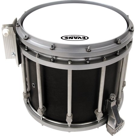 Hybrid Marching Snare Drum Batter Head White