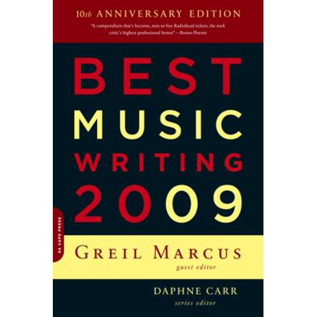 Best Music Writing 2009 (Da Capo Best Music
