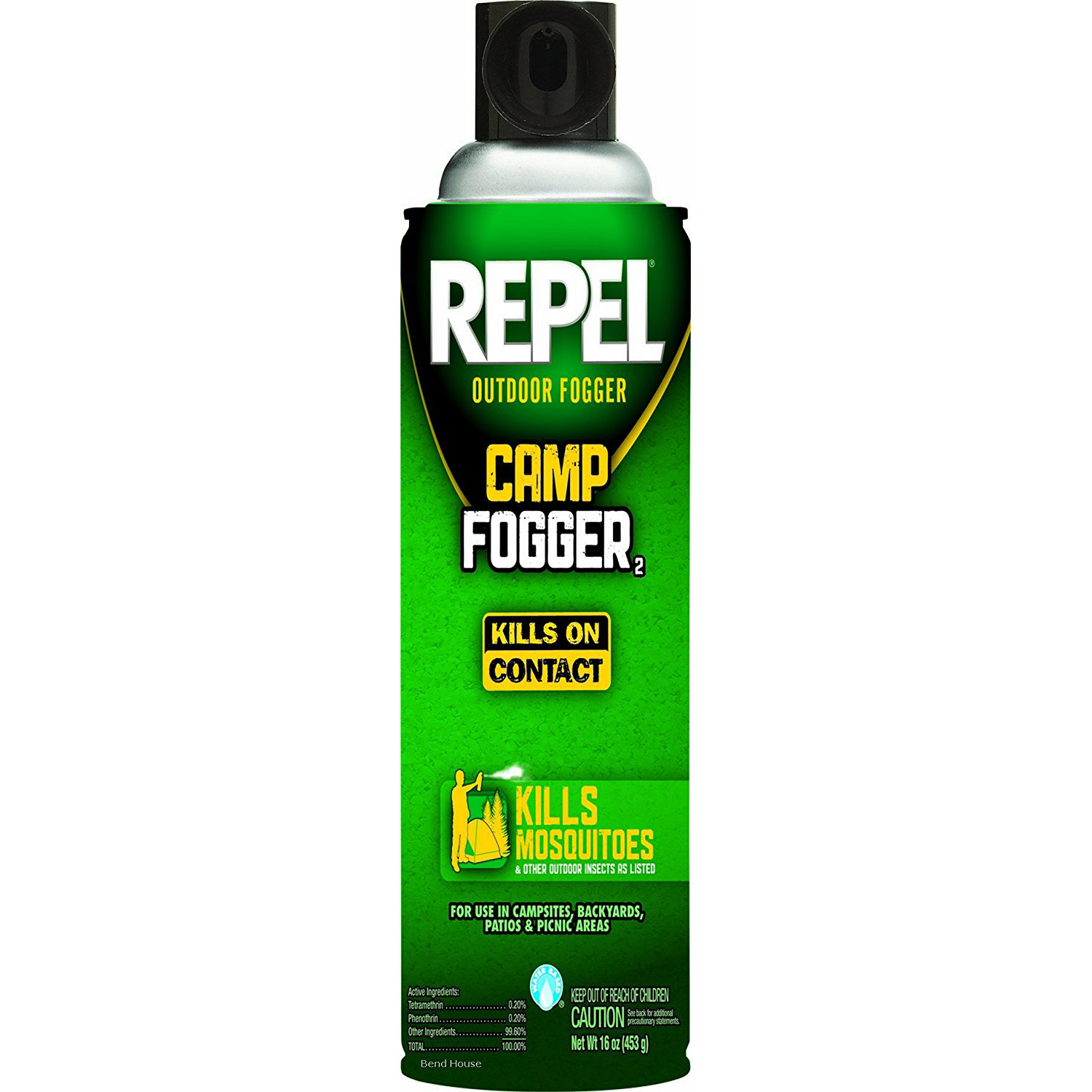 Repel Outdoor Insect Repellent Camp Fogger, 16-Ounce