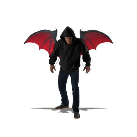 Bloodnight Wings - Red Angel Wings