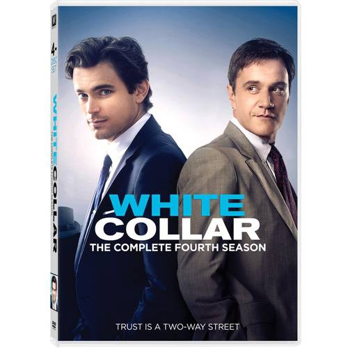 White Collar: The Complete Fourth Season (Widescreen)