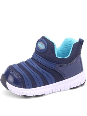 4d0b4ab8f54c Product Image Baby Sneaker Shoes for Boys and Girls Kids Lightweight Athletic  Running Walking Non-slip Shoes