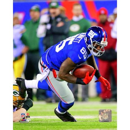 Martellus Bennett 2012 Action Photo Print