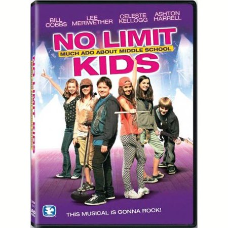No Limit Kids: Much Ado About Middle School (Widescreen) - Halloween Plays For Middle School