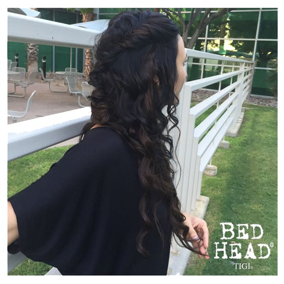 Bed Head Curlipops Spiral Curling Wand Creates Curls 1