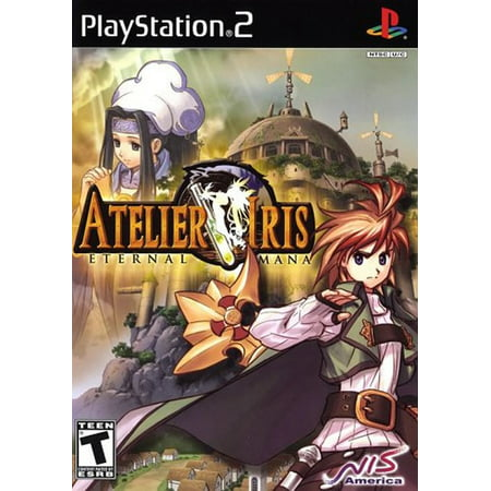 Image of Atelier Iris Eternal Mana - PlayStation 2