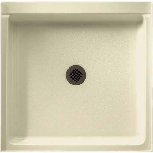 "SWAN R-3636-010 36"" x 36"" Veritek Shower Base (Drain Incl..."