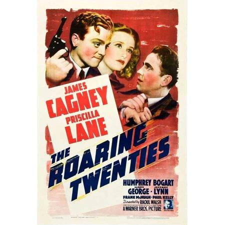 The Roaring Twenties POSTER Movie C (27x40) (Roaring Twenties Table Decorations)