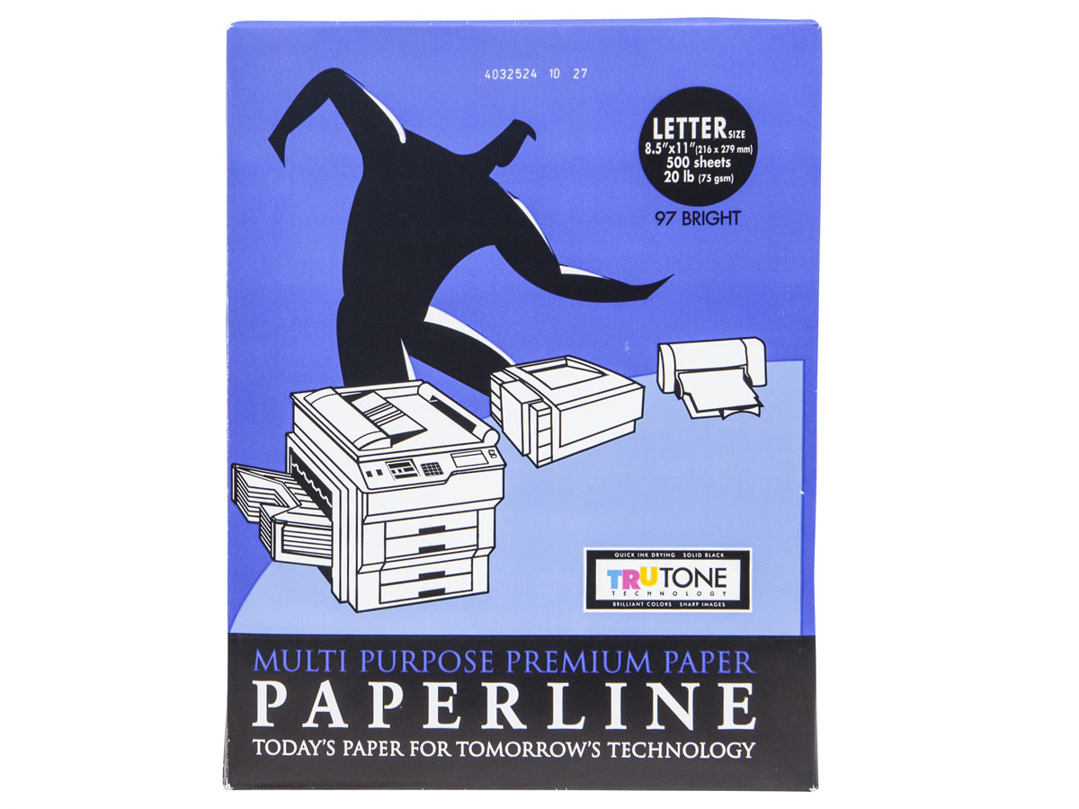 white copy paper cheap White copy paper boasts consistent weight, thickness, moisture level and curl control for fewer copier jams.