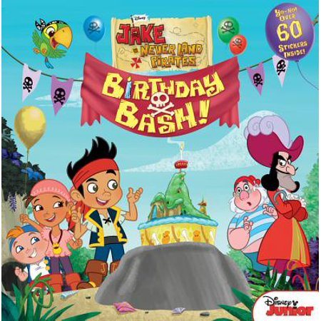 Jake and the Never Land Pirates Birthday Bash (Land Pirates)