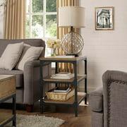 Crosley Furniture Trenton End Table, Coffee