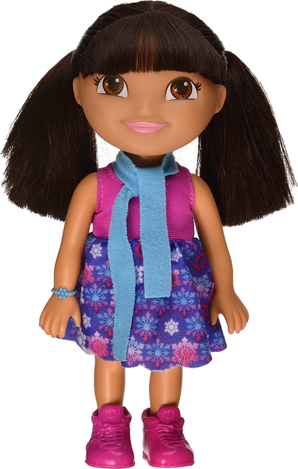 Fisher Price Dora The Explorer Everyday Adventure Winter Dora, Go on a winter adventure... by