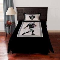 Biggshots Oakland Raiders Darren McFadden Bedding Comforter Set