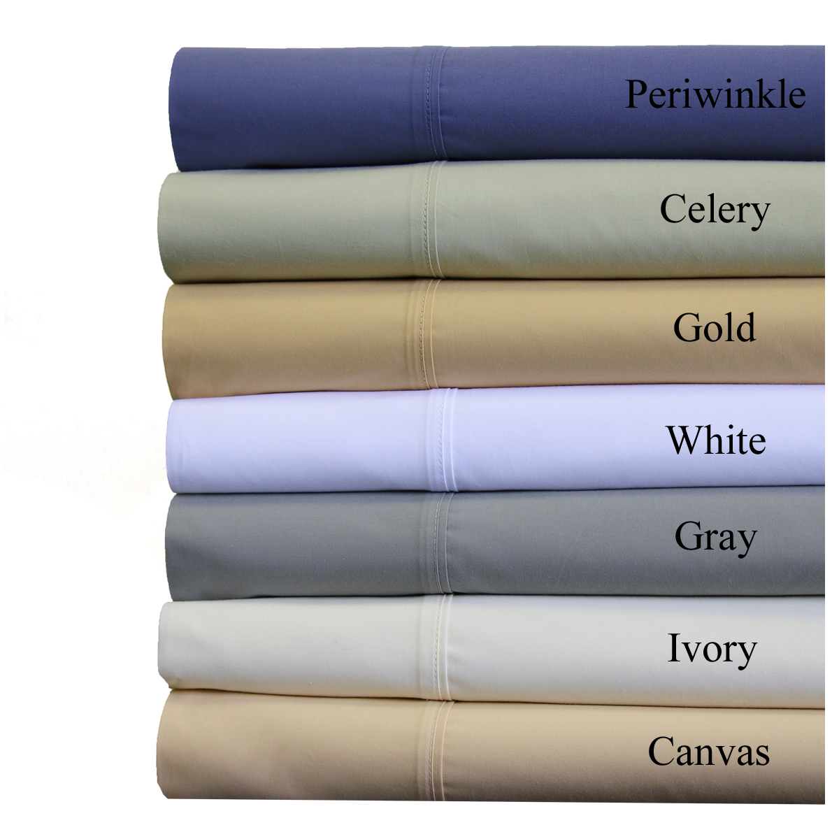 "Abripedic Crisp Percale, Breathable Crispy Soft 22"" Super Deep Pockets Percale Sheet Collection"