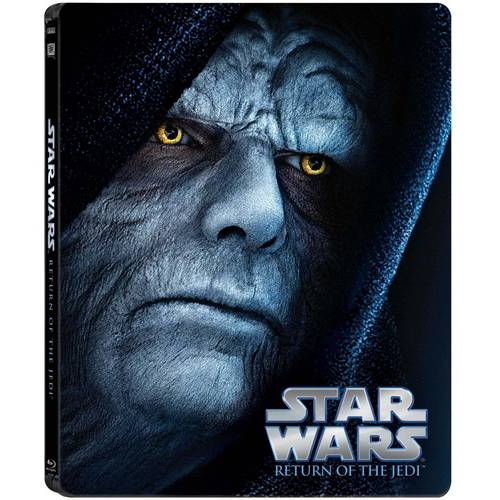 Star Wars: Episode VI - Return Of The Jedi (Limited Edition Collectible Steelbook) (Blu-ray)