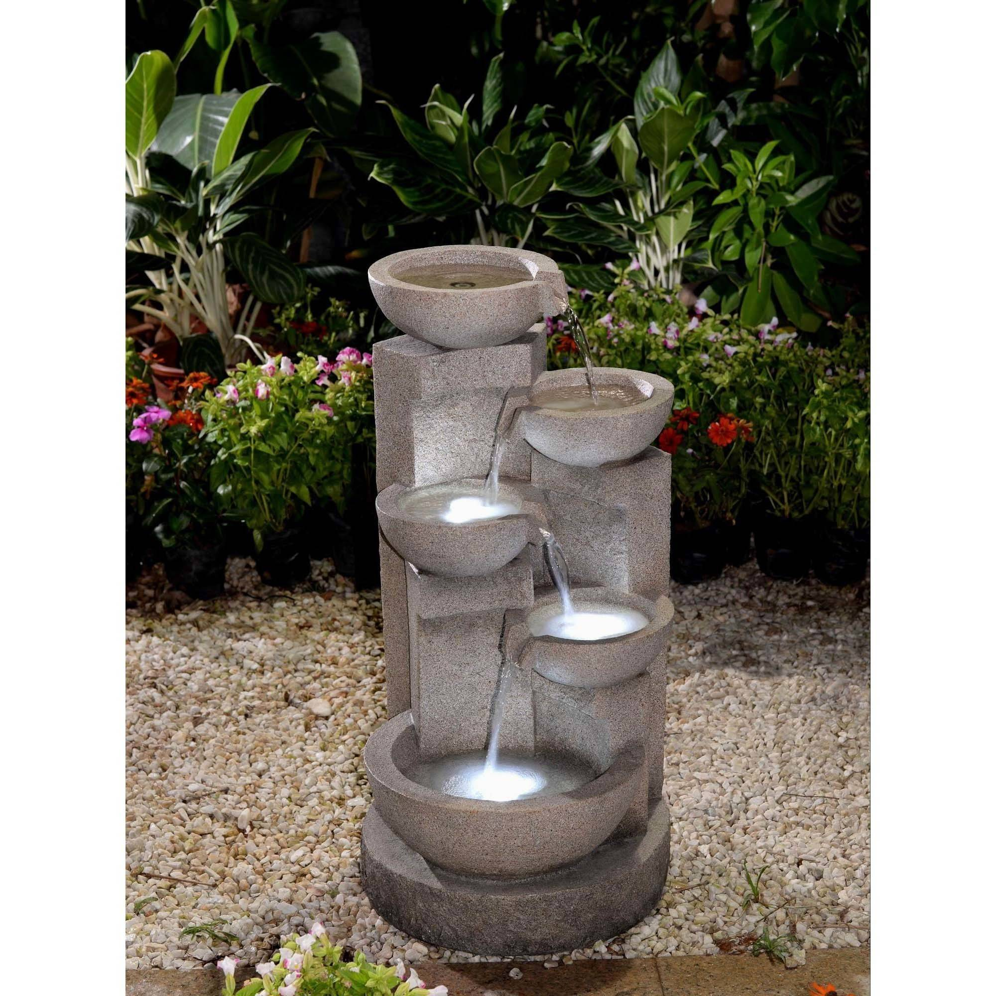 Better Homes and Gardens Contemporary Fountain by WINCHOICE CO LTD.