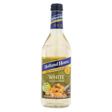 Holland House Holland House White Cooking Wine - White - 16 Fl oz.
